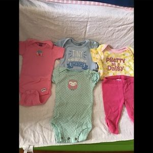 Other - Lot of baby girl size 0-3 moths good condition